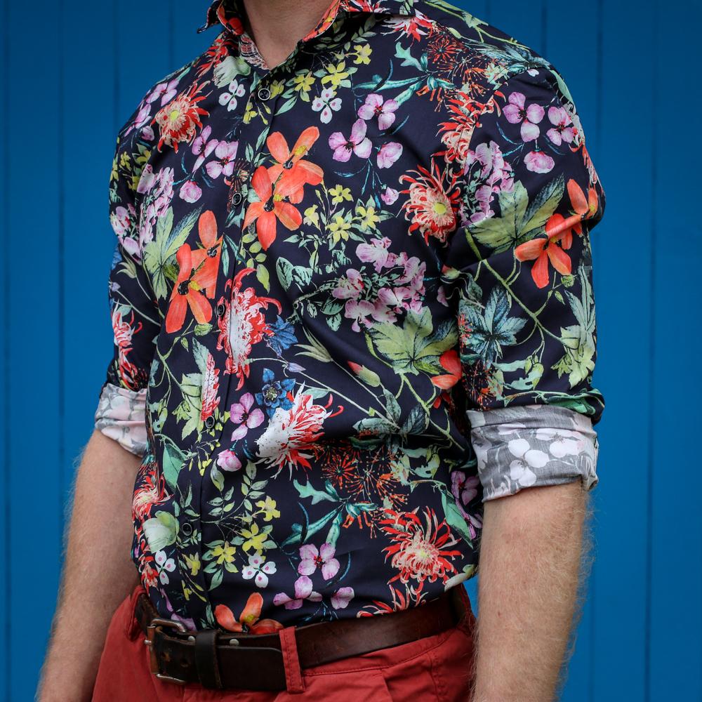 Carlos cordoba botanical shirt furbellow co - Carlos cordoba ...