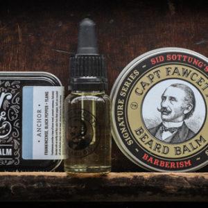 Beard oil or Beard Balm