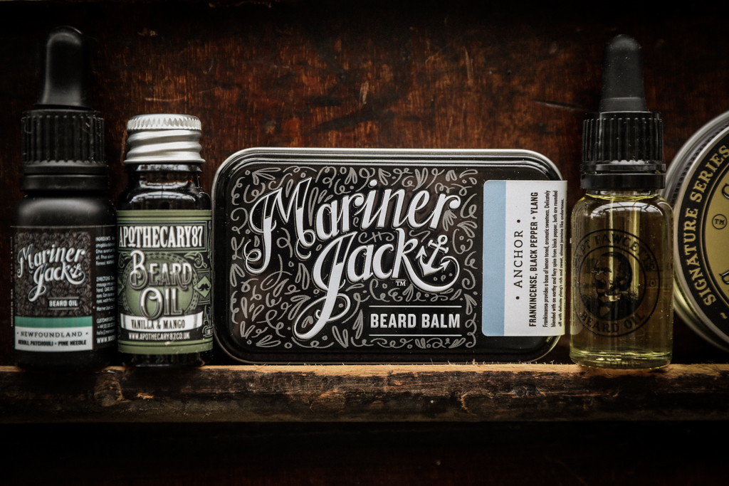 Beard oil or Beard Balm Blog