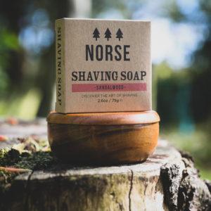 Norse Shaving Soap