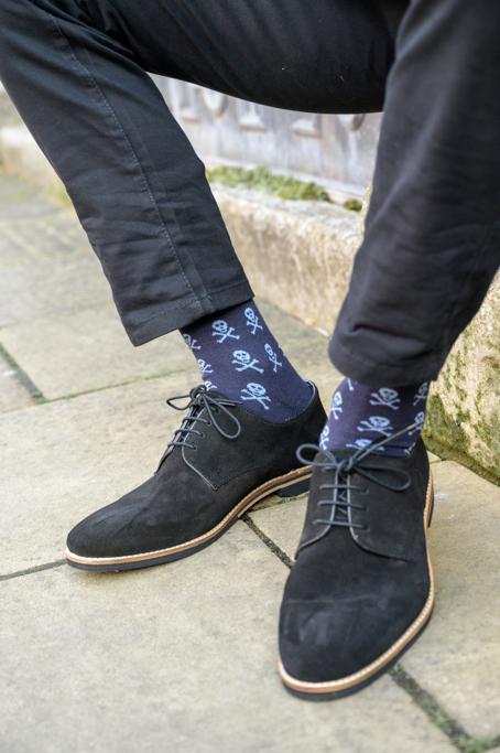 Swole Panda bamboo socks