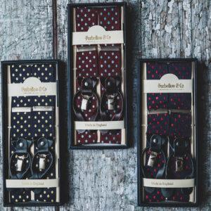 Furbellow & Co Luxury Braces