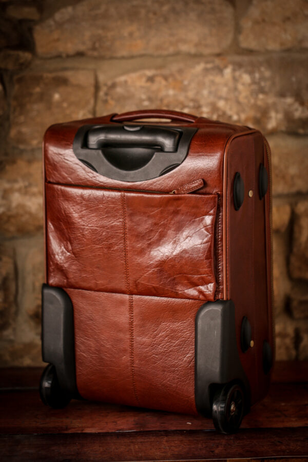 Leather Cabin Trolley
