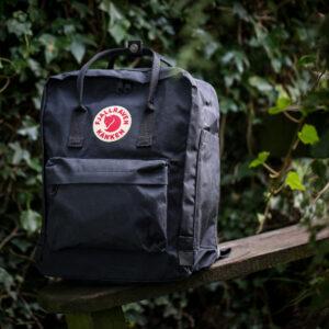 black kanken rucksack