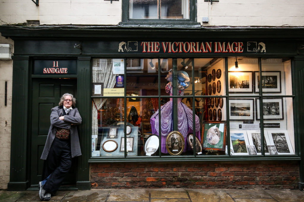 The Victorian Image, Whitby with photographer Paul Anthony Wilson